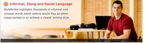 Grammar checker software
