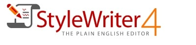 Software for writers- StyleWriter 4 logo